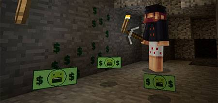 Notch's Money mcpe 1