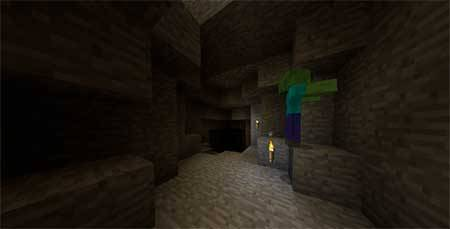 Spider Spawner Close to Spawn mcpe 7