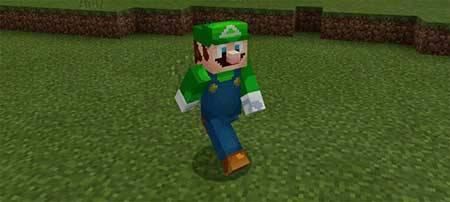 Mario Craft mcpe 3