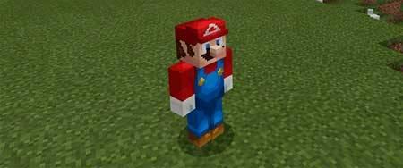 Mario Craft mcpe 1