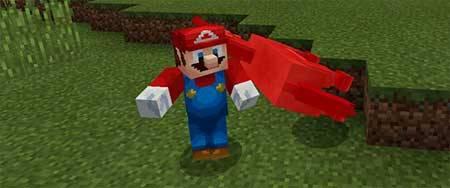 Mario Craft mcpe 2