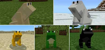 Mine-frog mcpe 3