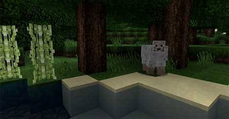 Beyond the Lands mcpe 2