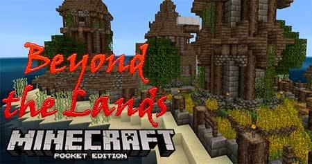 Текстуры Beyond the Lands для Minecraft PE