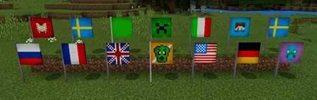 Flags mcpe 1