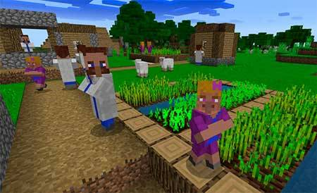 The New World mcpe 1