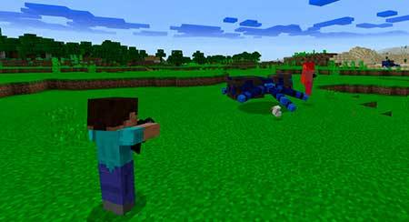 The New World mcpe 2