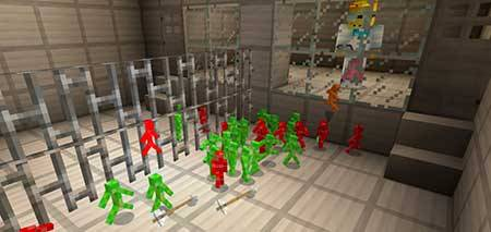 Toy Soldier mcpe 3
