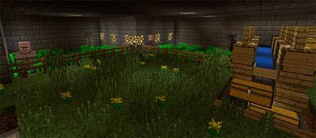 Ultimate Survival Base mcpe 2