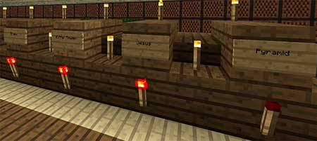 The Three Mazes mcpe 2