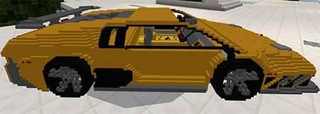 Lamborghini mcpe 2