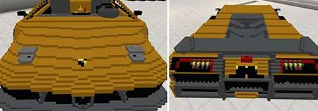 Lamborghini mcpe 3
