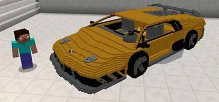 Lamborghini mcpe 5