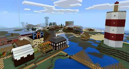 Stampy's Lovely World PE mcpe 2
