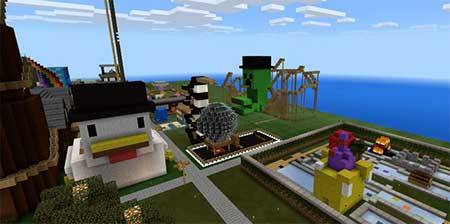 Stampy's Lovely World PE mcpe 3