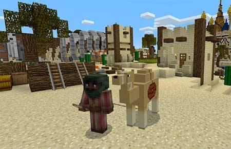 Camel mcpe 1