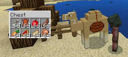Camel mcpe 2