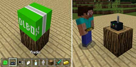Mine-Furniture mcpe 1