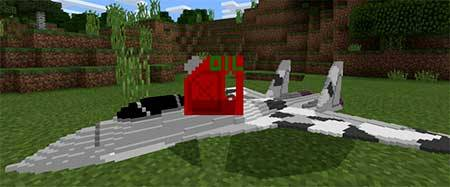 Remote Controlled Aircraft mcpe 2