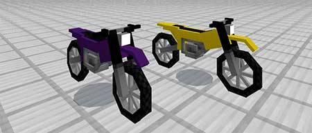 Dirt Bikes mcpe 4