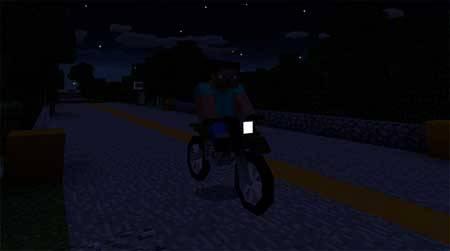 Dirt Bikes mcpe 2