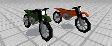 Dirt Bikes mcpe 6