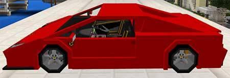 Ferrari 458 Italia mcpe 3