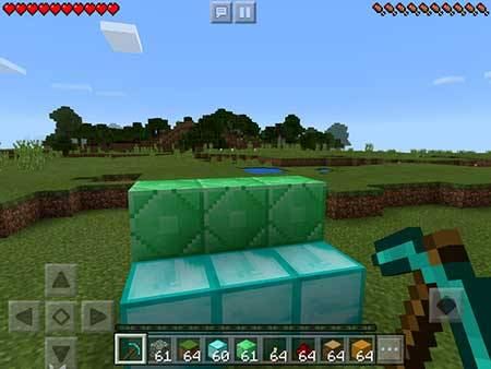 Infinite Items mcpe 3