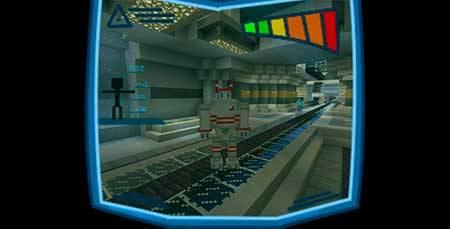 Robots mcpe 3