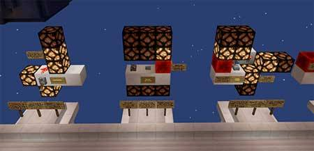 The Redstone Academy mcpe 2