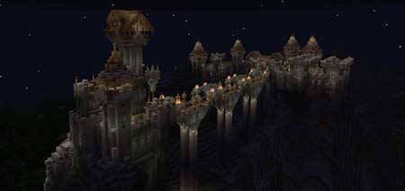 Castle Adventure mcpe 1