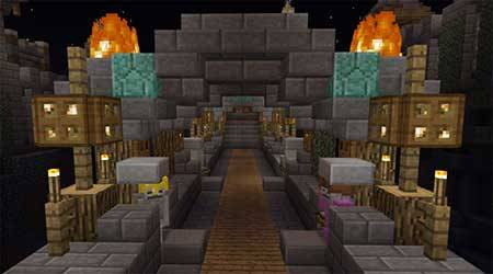 Castle Adventure mcpe 3
