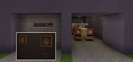 Redstone Neighborhood mcpe 2