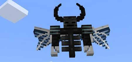 Wither Demon Boss mcpe 1