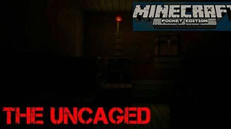 Карта Uncaged для Minecraft PE