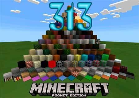 Текстуры 3t3 для Minecraft PE