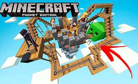 Текстуры MCMojang для Minecraft PE