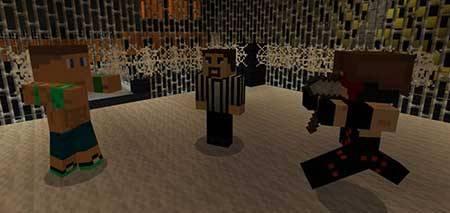 WWE mcpe 1