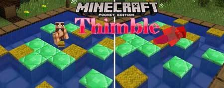 Карта Thimble для Minecraft PE