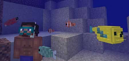 Fishes mcpe 1