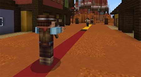 The Duel mcpe 2
