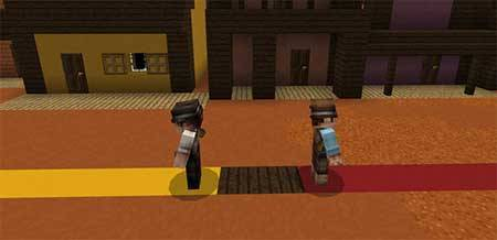 The Duel mcpe 1