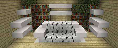 10 Sofa Ideas mcpe 2