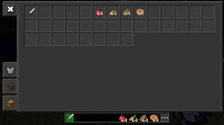 Night Mode GUI mcpe 4