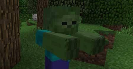 Текстуры Smoother Animals Pack для Minecraft PE