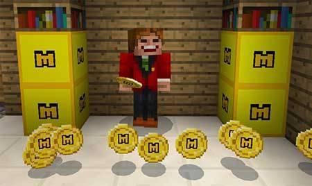 Minecraft Coins mcpe 3