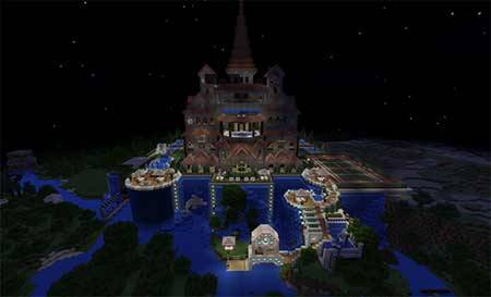 Mansion Findell mcpe 4