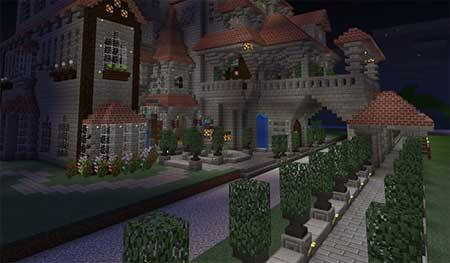 Mansion Findell mcpe 3
