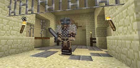 Gladiator Arena mcpe 1