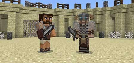 Gladiator Arena mcpe 2